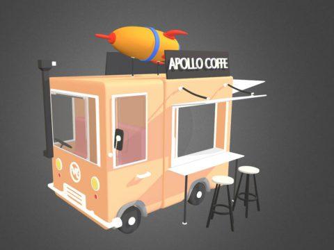 Apollo Coffee Concept Design