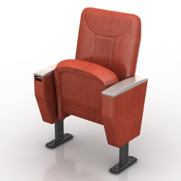 Armchair EY-145-2 Cinema 3d model