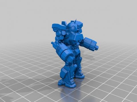 BattleTech Crusader CRD-3R