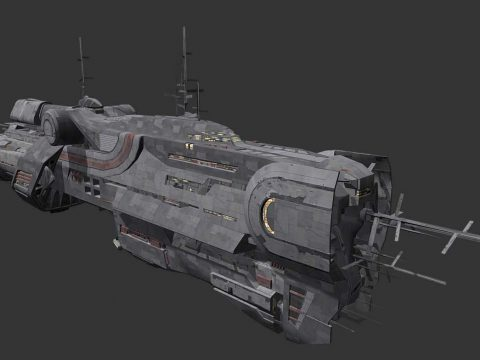 Crucero Combate Argon M1