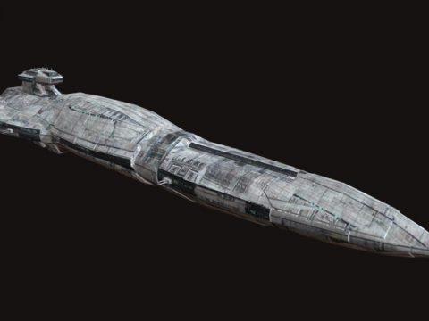 Crucero Pesado KDY MK II