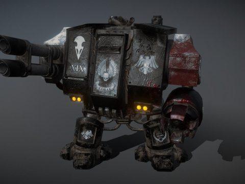 Dreadnought Raven Guard Warhammer 40000
