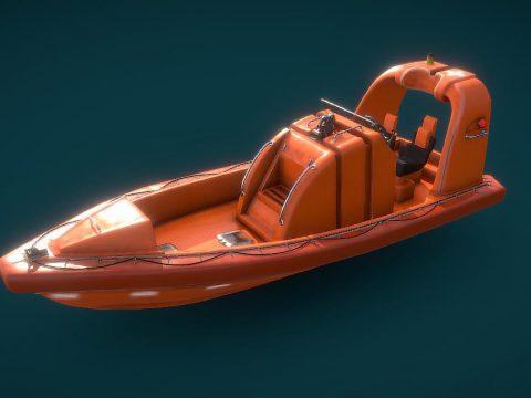 Fast Rescue Craft Mako 655