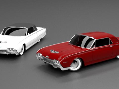 Ford Thinderbird 1961