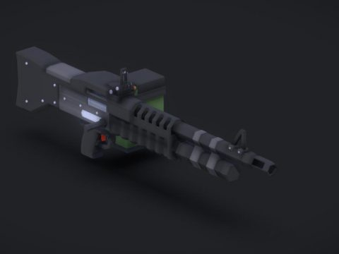 M60 LMG