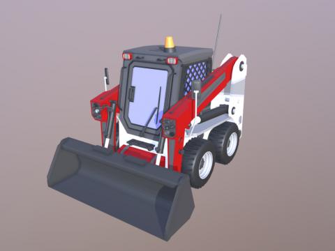 Mini Lift Truck