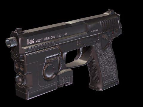 Mk23 SOCOM