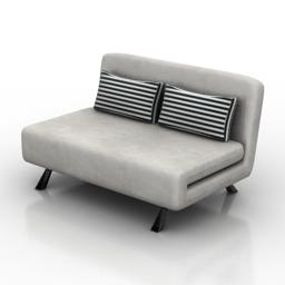 Sofa Tosno 3d model