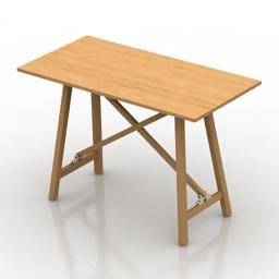 Table Trestle 3d model