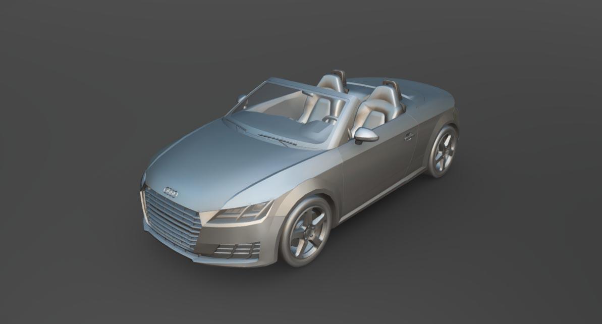 2015 Audi TT Convertible