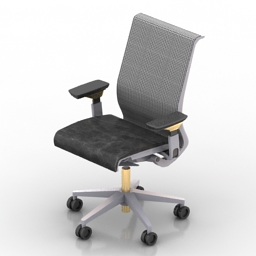 Armchair Think Office 3d model