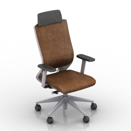 Armchair office 3d model