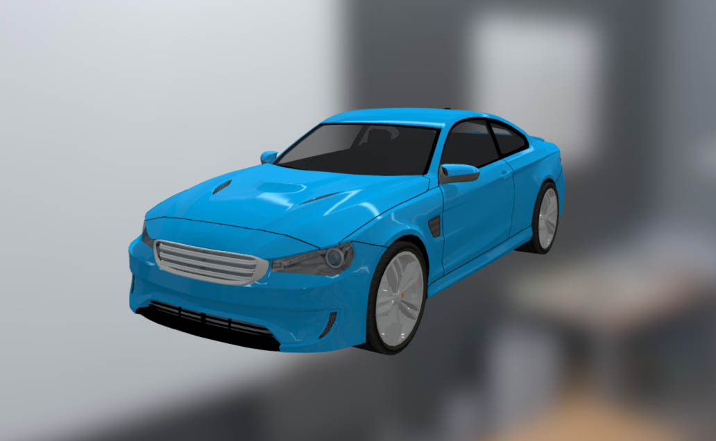 BMW M1 R-Type