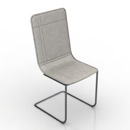 Chair Evan 3d model
