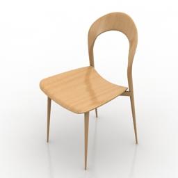 Chair Reflex 3d model