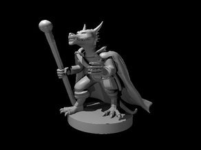 Kobold Press - The Last Heir - Player Characters