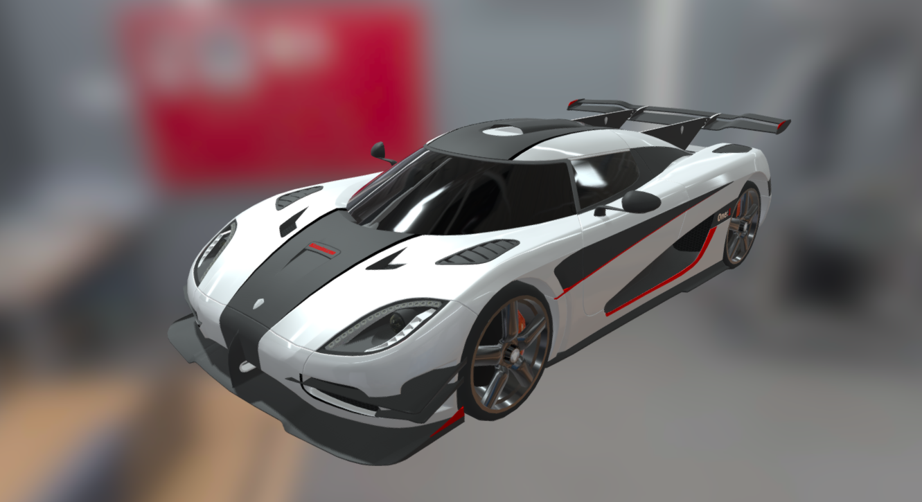 Koeninsegg Agera One:1