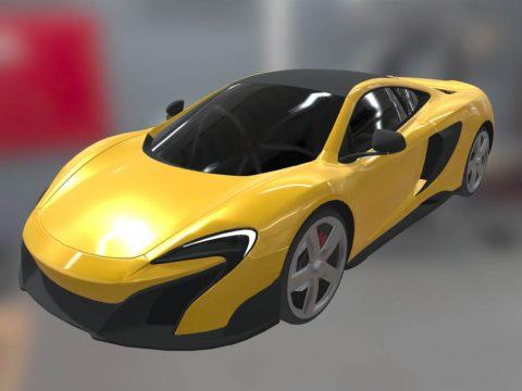 McLaren 576 GT