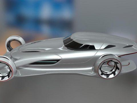 Mercedes-Benz Silver Arrow
