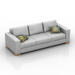 Sofa KL 3d model