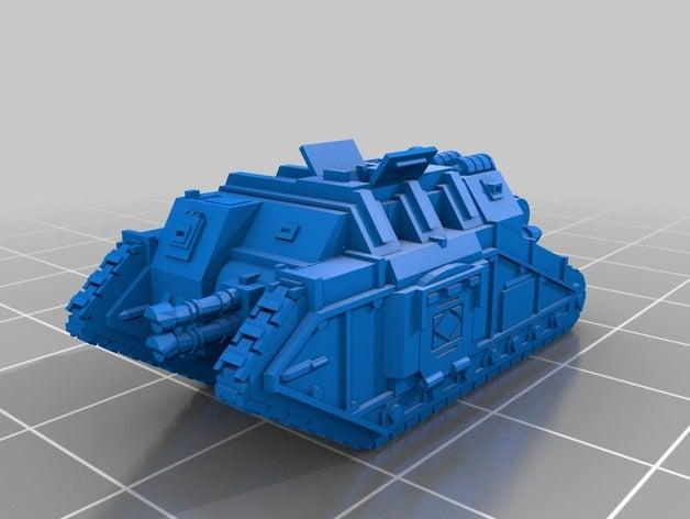 Solar Tank Crew