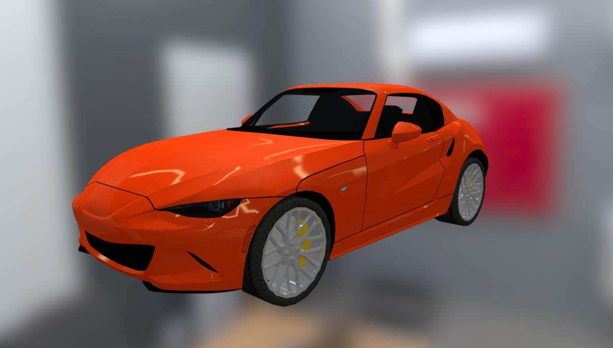 Toyota Rocket Bunny R-Type