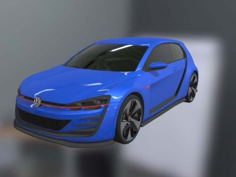 Volkswagen GTi Vision