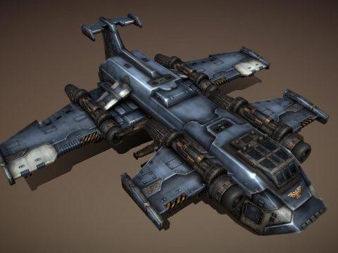 Warhammer 40k thunderhawk dark millennium