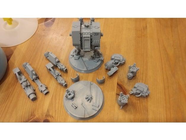 Garin's dreadnought Ver.2019
