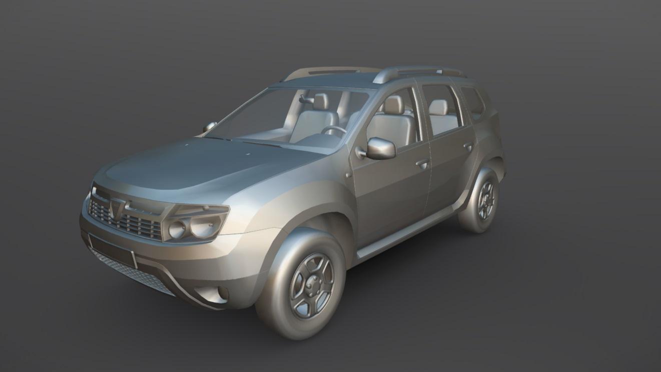 2011 Dacia (Renault) Duster