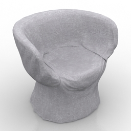 Armchair Narm 3d model