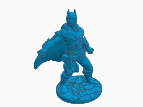 Batman for dnd