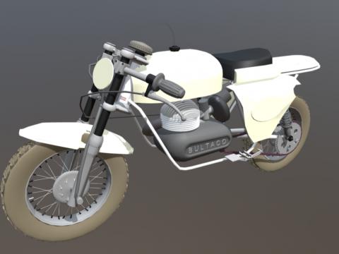 Bultaco Matisse 250