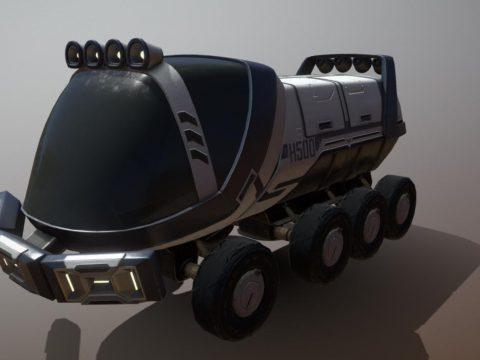 H500 - Explorer Truck