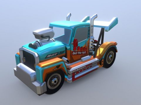 HCR2 Racing Truck