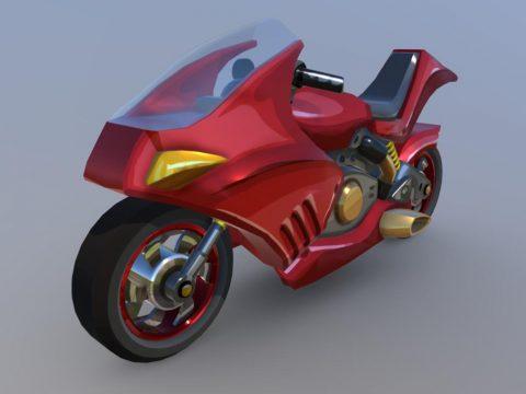 HCR2 Superbike
