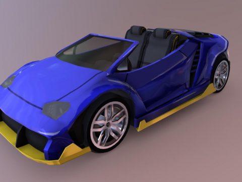 HCR2 Supercar