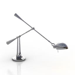 Lamp Equilibrium by Ralph Lauren 3d model