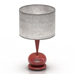 Lamp Respectlight ANDROMEDA 3d model