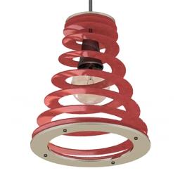 Luster spiral 3d model
