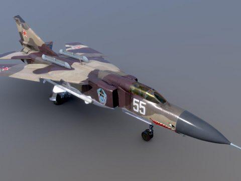 Mig-23 MLD