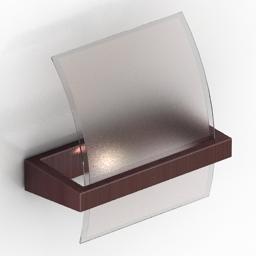 Sconce Decolight AP1016-2 3d model