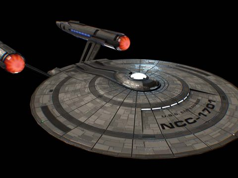 Star Trek - DSC Enterprise