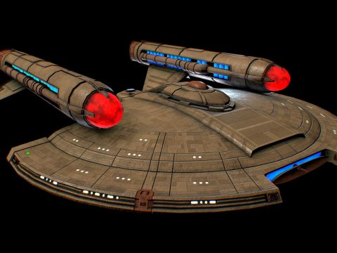Star Trek - Intrepid Type