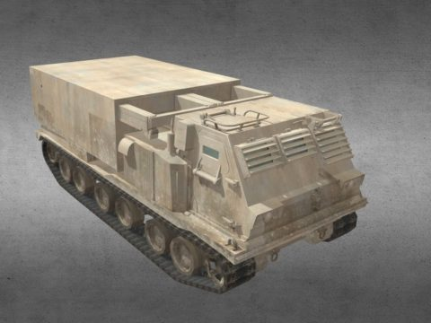 US M270 MLRS