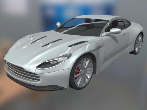 Aston-Martin DB-11