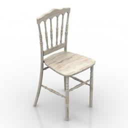 Chair Lous 3d model