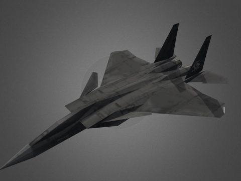 F-15SMT (O) Ace Combat 3