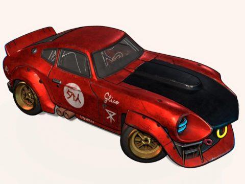 Gaijin - Datsun 240Z