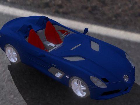 Mercedes-Benz McLaren Stirling Moss